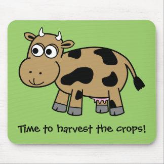 I'd Rather be Farming! (Virtual Farming) Mouse Pad