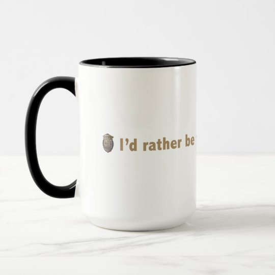 I'd rather be finding hidden objects. Gold Mug