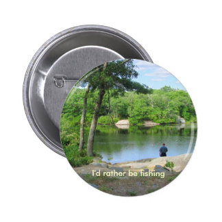 I'd rather be fishing ~ button