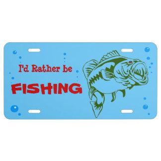 Fish license plates zazzle for Idaho fishing license