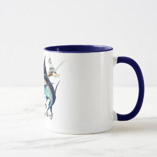 I'd rather be fishing! mug