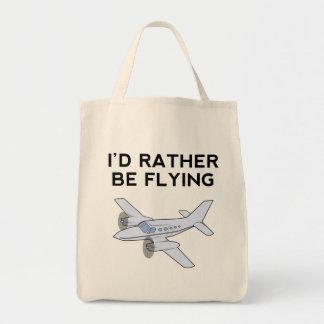 I'd Rather Be Flying Bag