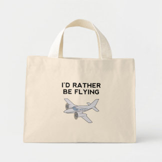 I'd Rather Be Flying Bags
