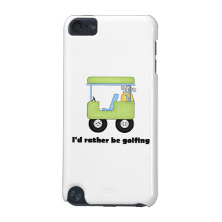 I'd rather be golfing iPod touch 5G case