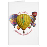 I'd Rather Be Hot Air Ballooning!!! Cards