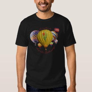 I'd Rather Be Hot Air Ballooning!!! Shirt
