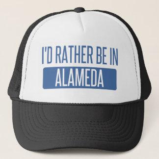 I'd rather be in Alameda Trucker Hat