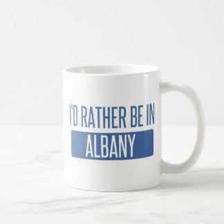I'd rather be in Albany GA Coffee Mug