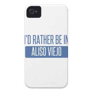 I'd rather be in Aliso Viejo iPhone 4 Case-Mate Case