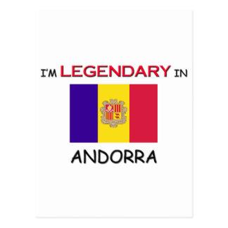 I'd Rather Be In ANDORRA Postcard