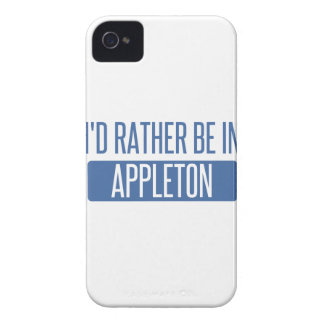 I'd rather be in Appleton iPhone 4 Cover