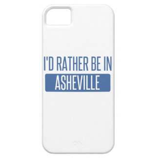 I'd rather be in Asheville iPhone SE/5/5s Case