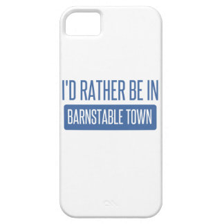 I'd rather be in Barnstable Town iPhone SE/5/5s Case
