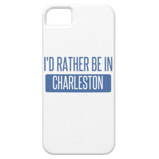 I'd rather be in Charleston SC iPhone SE/5/5s Case