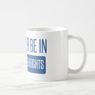 I'd rather be in Cottonwood Heights Coffee Mug