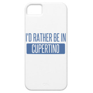 I'd rather be in Cupertino iPhone SE/5/5s Case