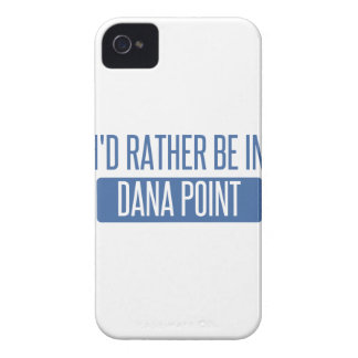 I'd rather be in Dana Point iPhone 4 Cover