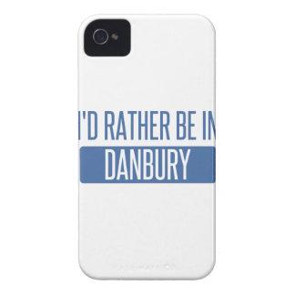 I'd rather be in Danbury iPhone 4 Case-Mate Case