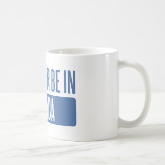 I'd rather be in Florida Coffee Mug