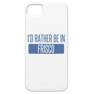 I'd rather be in Frisco iPhone SE/5/5s Case