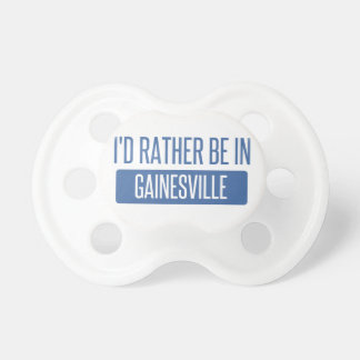I'd rather be in Gainesville GA Pacifier