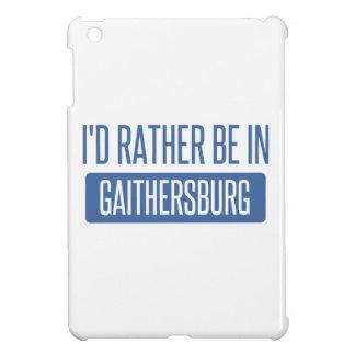 I'd rather be in Gaithersburg iPad Mini Cases