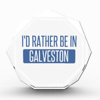 I'd rather be in Galveston Award