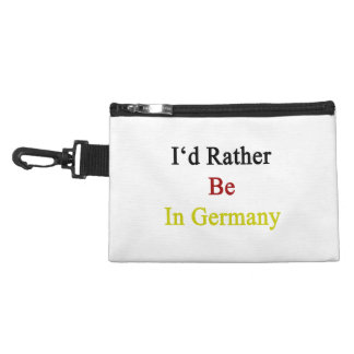 I'd Rather Be In Germany Accessories Bag