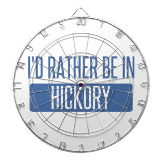 I'd rather be in Hickory Dartboards
