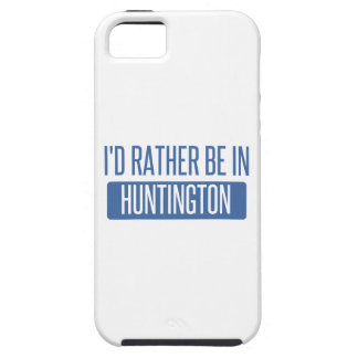 I'd rather be in Huntington Beach iPhone SE/5/5s Case