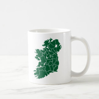 I'd rather be in Ireland. Classic White Coffee Mug