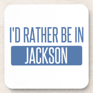 I'd rather be in Jackson TN Coaster