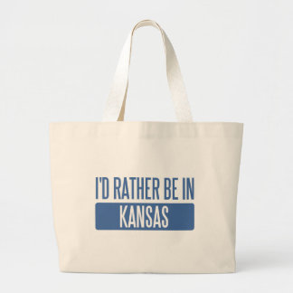 I'd rather be in Kansas Bags