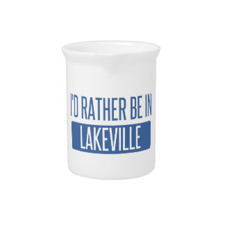 I'd rather be in Lakeville Pitcher