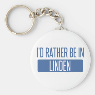 I'd rather be in Linden Keychain