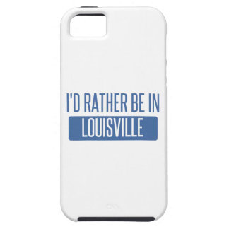 I'd rather be in Louisville iPhone SE/5/5s Case
