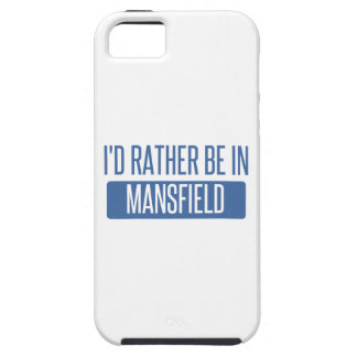 I'd rather be in Mansfield TX iPhone SE/5/5s Case