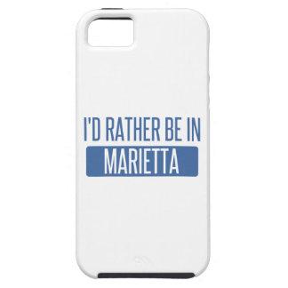 I'd rather be in Marietta iPhone SE/5/5s Case