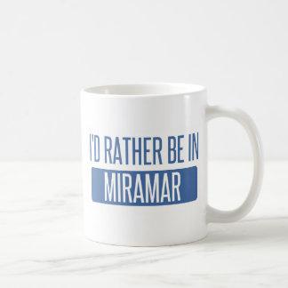 I'd rather be in Miramar Coffee Mug