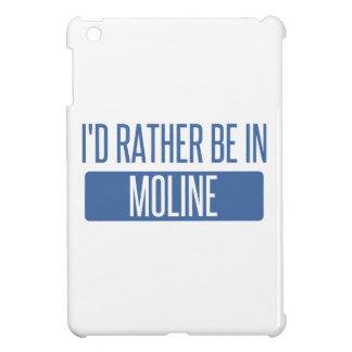 I'd rather be in Moline iPad Mini Case