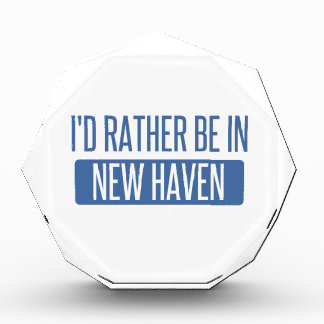 I'd rather be in New Haven Award