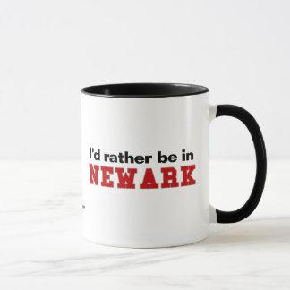 I'd Rather Be In Newark Mug