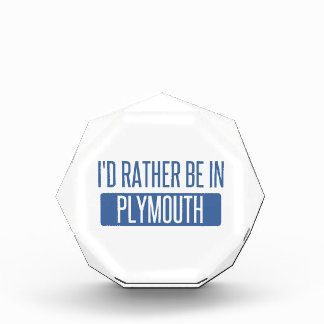 I'd rather be in Plymouth Award