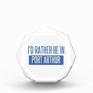 I'd rather be in Port Arthur Award