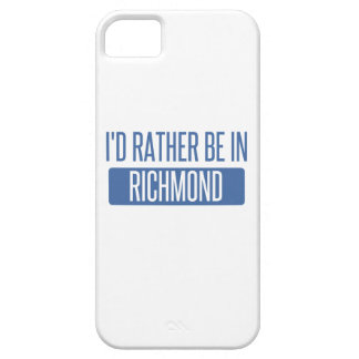 I'd rather be in Rio Rancho iPhone SE/5/5s Case