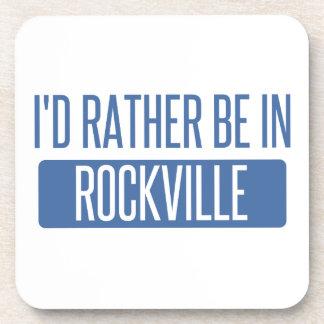 I'd rather be in Rockville Beverage Coaster