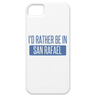 I'd rather be in San Rafael iPhone SE/5/5s Case