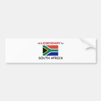 I'd Rather Be In SOUTH AFRICA Bumper Sticker