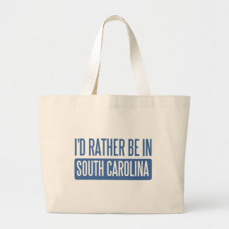 I'd rather be in South Carolina Tote Bags