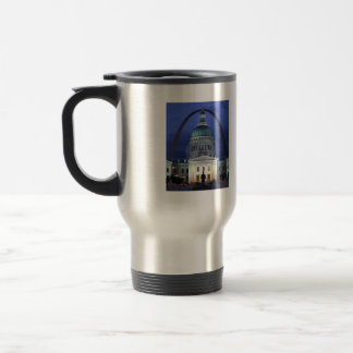 I'd Rather Be In St. Louis Travel Mug